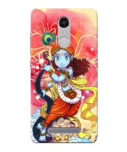 Hare Krishna Xiaomi Redmi Note 3 Mobile Cover