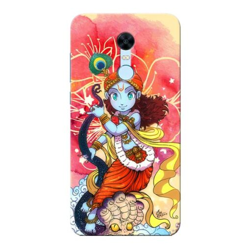 Hare Krishna Xiaomi Redmi Note 5 Mobile Cover