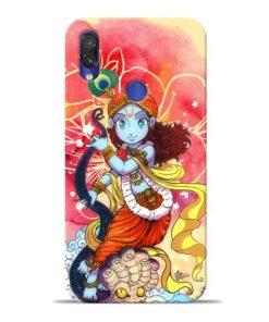 Hare Krishna Xiaomi Redmi Note 7 Pro Mobile Cover