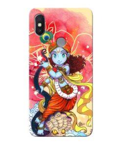Hare Krishna Xiaomi Redmi Y2 Mobile Cover
