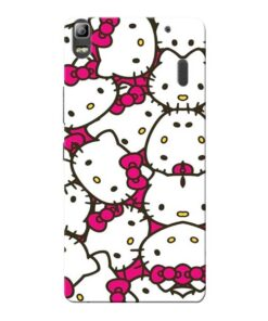 Hello Kitty Lenovo K3 Note Mobile Cover