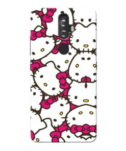 Hello Kitty Lenovo K8 Plus Mobile Cover