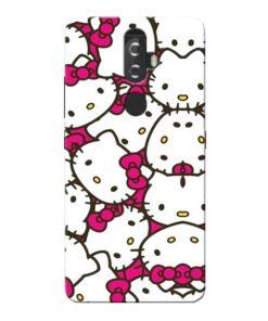 Hello Kitty Lenovo K8 Plus Mobile Cover