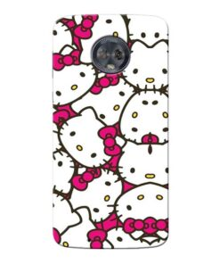 Hello Kitty Moto G6 Mobile Cover