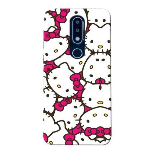 Hello Kitty Nokia 6.1 Plus Mobile Cover