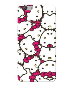 Hello Kitty Oppo F1s Mobile Cover