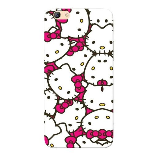Hello Kitty Oppo F3 Mobile Cover