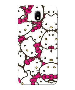 Hello Kitty Samsung Galaxy J7 Pro Mobile Cover