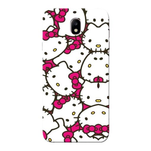 Hello Kitty Samsung Galaxy J7 Pro Mobile Cover
