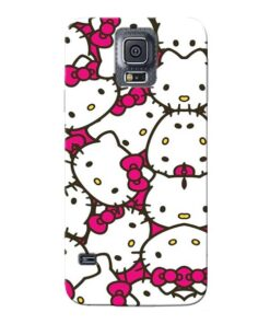 Hello Kitty Samsung Galaxy S5 Mobile Cover