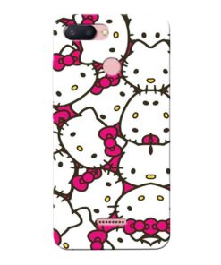 Hello Kitty Xiaomi Redmi 6 Mobile Cover