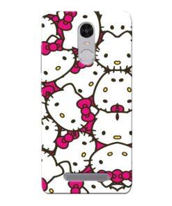 Hello Kitty Xiaomi Redmi Note 3 Mobile Cover