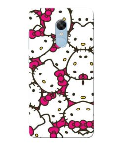 Hello Kitty Xiaomi Redmi Note 4 Mobile Cover