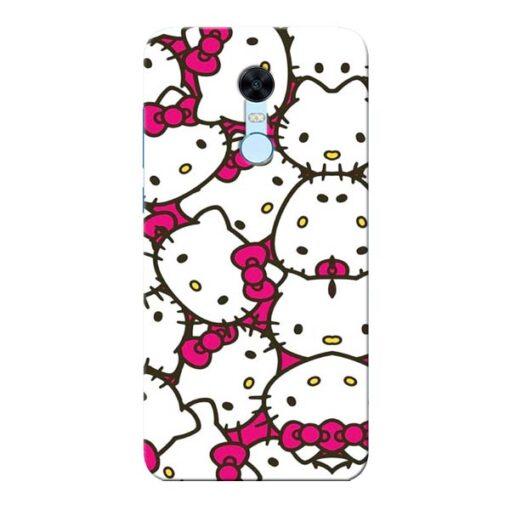 Hello Kitty Xiaomi Redmi Note 5 Mobile Cover