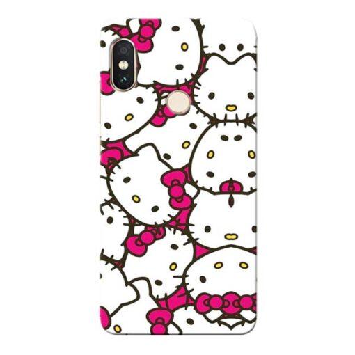 Hello Kitty Xiaomi Redmi Note 5 Pro Mobile Cover
