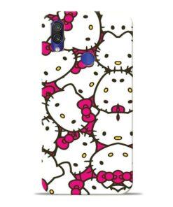 Hello Kitty Xiaomi Redmi Note 7 Pro Mobile Cover
