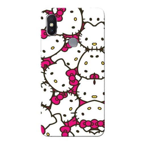 Hello Kitty Xiaomi Redmi Y2 Mobile Cover