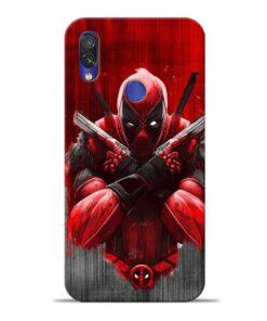 Hero Deadpool Xiaomi Redmi Note 7 Mobile Cover