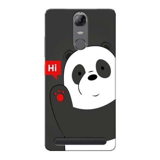 Hi Panda Lenovo Vibe K5 Note Mobile Cover