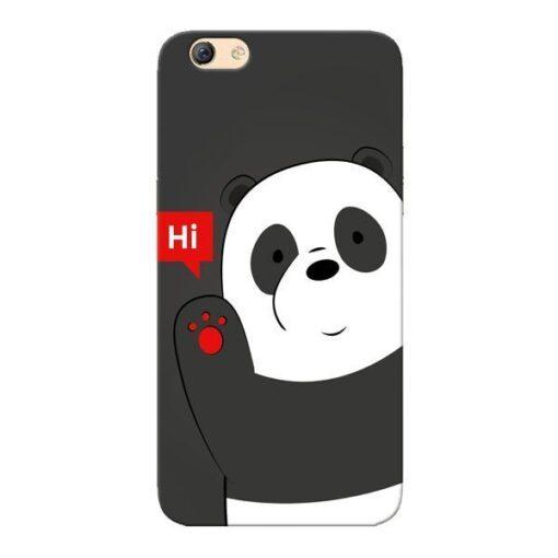 Hi Panda Oppo F3 Mobile Cover