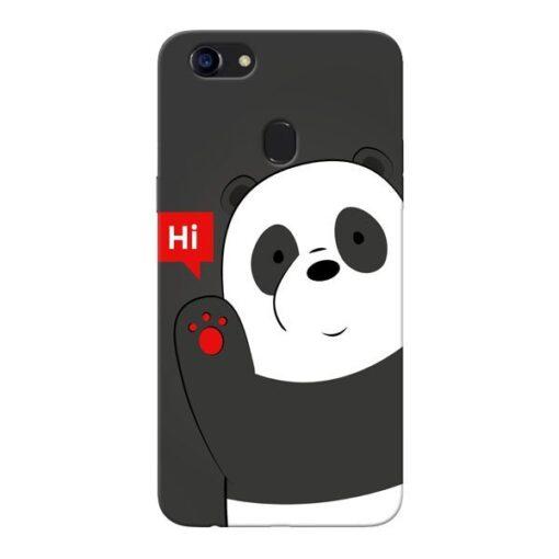 Hi Panda Oppo F5 Mobile Cover