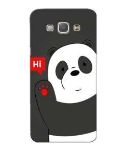 Hi Panda Samsung Galaxy A8 2015 Mobile Cover