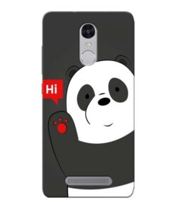 Hi Panda Xiaomi Redmi Note 3 Mobile Cover