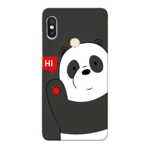 Hi Panda Xiaomi Redmi Note 5 Pro Mobile Cover