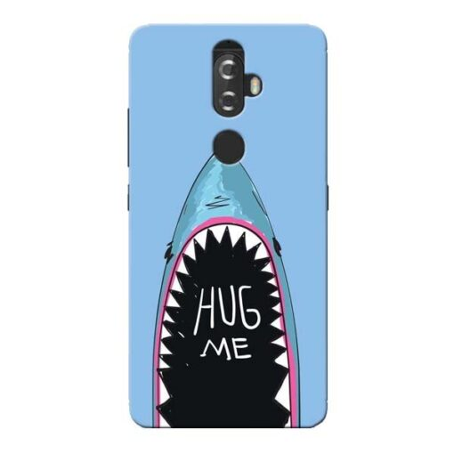 Hug Me Lenovo K8 Plus Mobile Cover