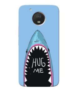 Hug Me Moto E4 Plus Mobile Cover