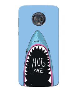 Hug Me Moto G6 Mobile Cover