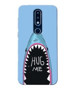Hug Me Nokia 6.1 Plus Mobile Cover