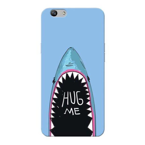 Hug Me Oppo F1s Mobile Cover