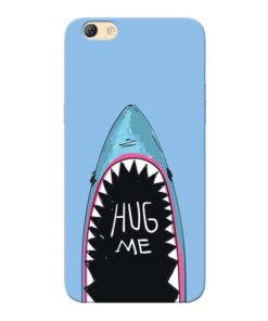 Hug Me Oppo F3 Mobile Cover