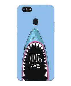 Hug Me Oppo F5 Mobile Cover