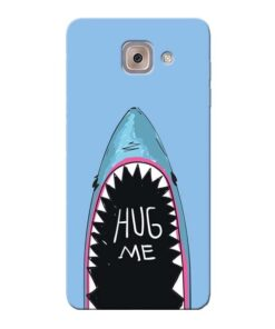 Hug Me Samsung Galaxy J7 Max Mobile Cover
