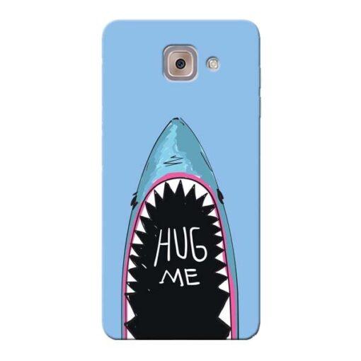 Hug Me Samsung Galaxy J7 Max Mobile Cover