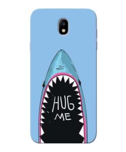 Hug Me Samsung Galaxy J7 Pro Mobile Cover