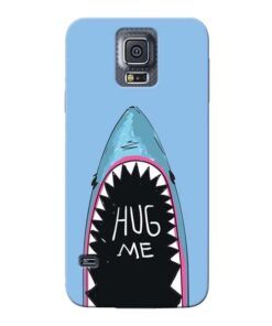 Hug Me Samsung Galaxy S5 Mobile Cover
