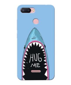 Hug Me Xiaomi Redmi 6 Mobile Cover