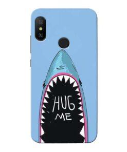 Hug Me Xiaomi Redmi 6 Pro Mobile Cover
