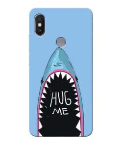 Hug Me Xiaomi Redmi S2 Mobile Cover