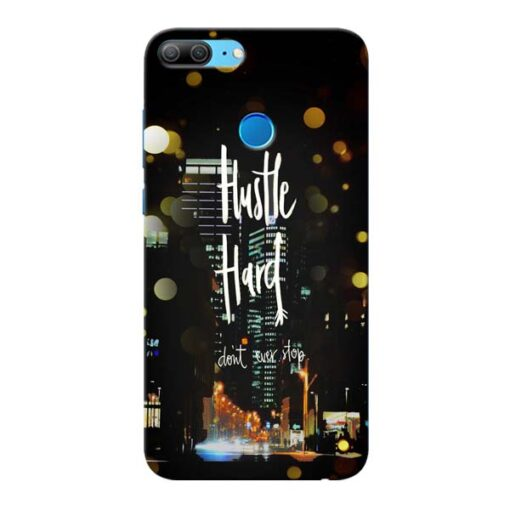 Hustle Hard Honor 9 Lite Mobile Cover