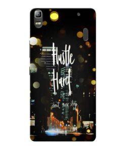 Hustle Hard Lenovo K3 Note Mobile Cover