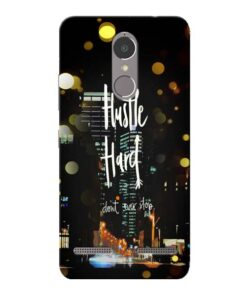 Hustle Hard Lenovo K6 Power Mobile Cover