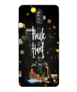 Hustle Hard Lenovo K8 Plus Mobile Cover