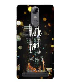 Hustle Hard Lenovo Vibe K5 Note Mobile Cover