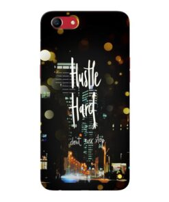 Hustle Hard Oppo A83 Mobile Cover