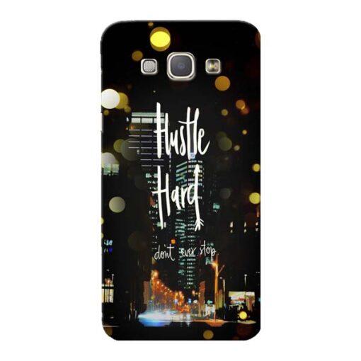 Hustle Hard Samsung Galaxy A8 2015 Mobile Cover