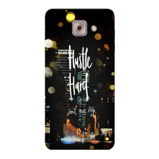 Hustle Hard Samsung Galaxy J7 Max Mobile Cover